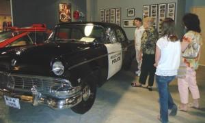 1948 police car