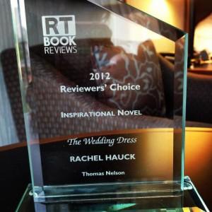 Rachel Hauck RT Award