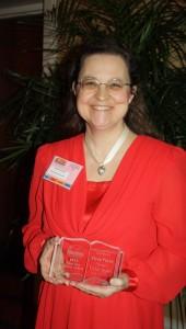 Kristen Stieffel FWA Award
