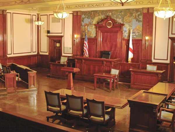Orange County Florida Courtroom B